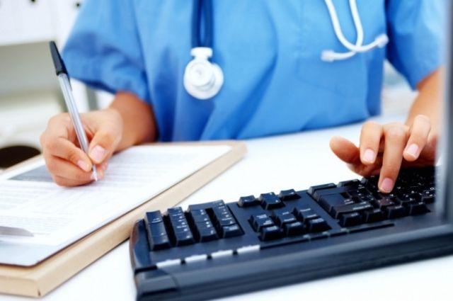Поликлиники и больницы Смоленска переходят на электронные больничные