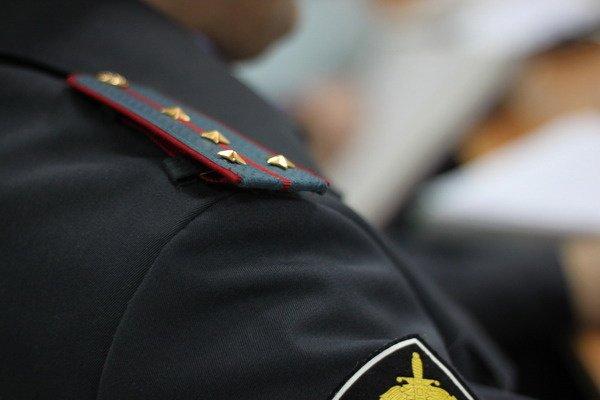Смоленский врач укусил полицейского