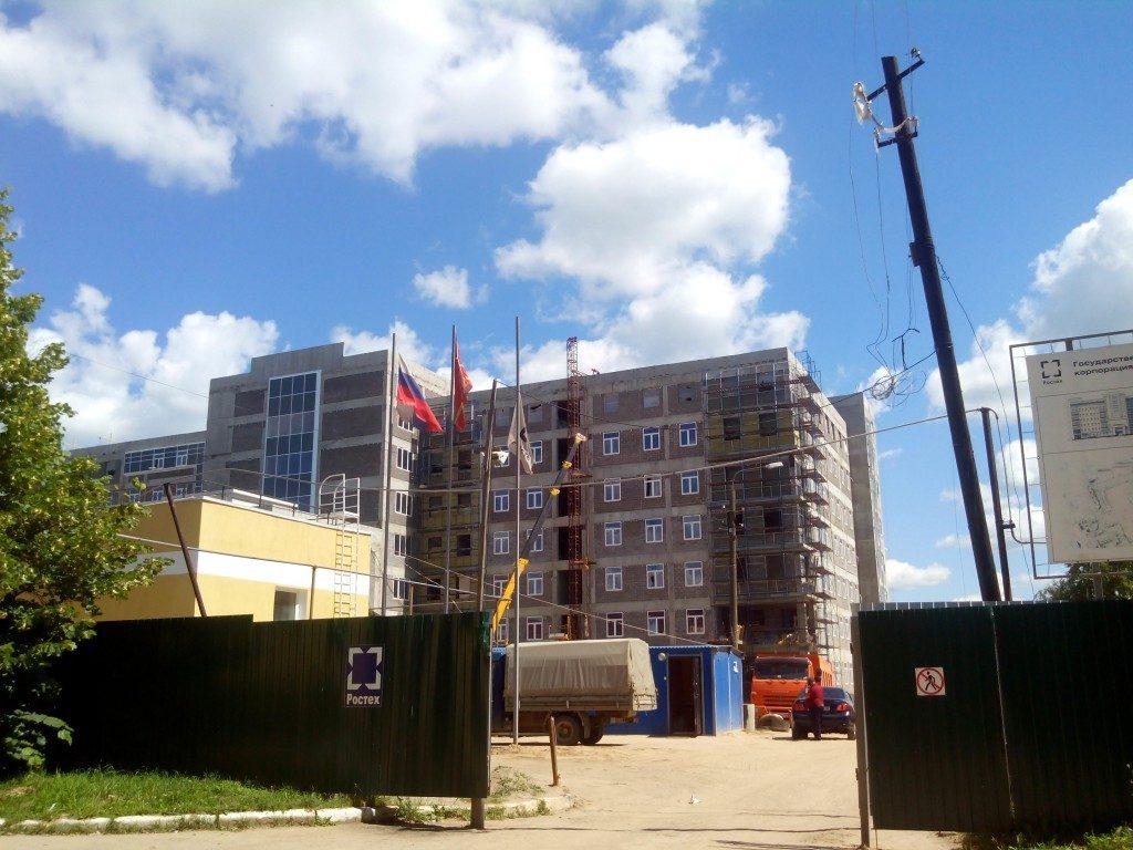 Новый скандал вокруг перинатального центра в Смоленске
