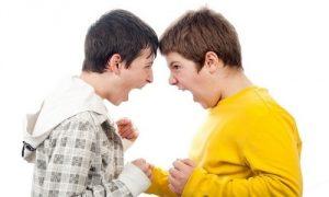 Подростковая агрессивность как психологическая проблема.