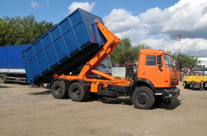 Профессиональный вывоз мусора от компании «Мusor8m»