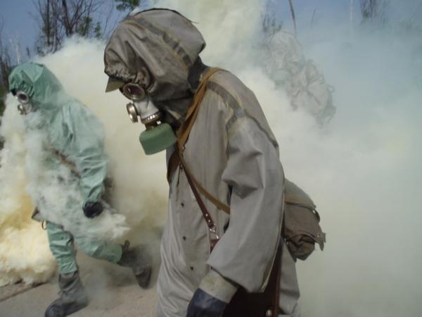 Памятка населению по основам защиты от аварийно химически опасных веществ и опасных биологических агентов