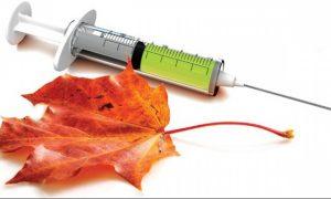 Для юных смолян поступила очередная партия вакцины против гриппа