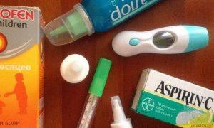 35053 ребенка были привиты от гриппа в Смоленской области с начала прививочной кампании