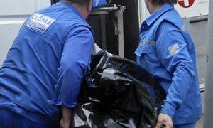 В Смоленске у онкодиспансера обнаружили труп женщины