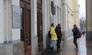 Студентов Смоленского медуниверситета посвятили в студенты
