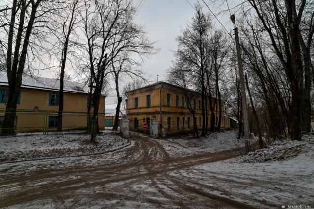 В Смоленске распродают корпуса психиатрической клиники