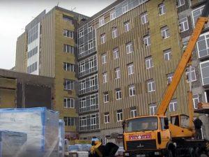 Перинатальный центр в Смоленске обещают сдать в декабре этого года