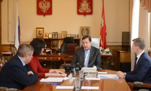 В Смоленской области модернизируют систему льготного лекарственного обеспечения граждан