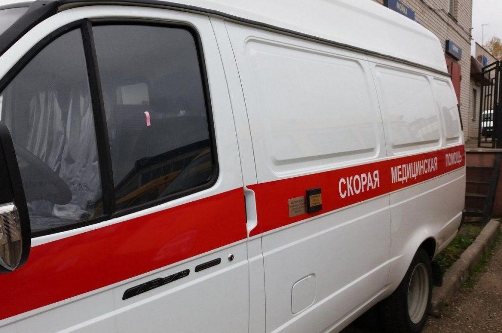 В Смоленской области «Mazda» сбила лося. Пострадал маленький ребенок