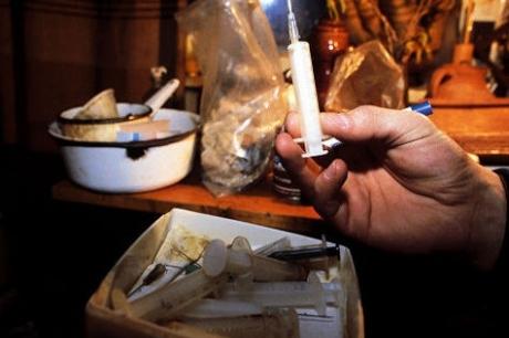 В Смоленске полицейские ликвидировали наркопритон