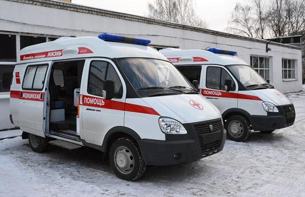 Райцентр Смоленской области получит два автомобиля скорой медицинской помощи