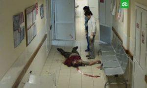 Федеральный канал опубликовал кровавое видео из смоленской больницы