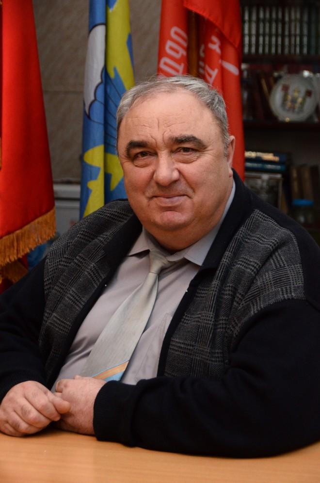 Ушел из жизни председатель Смоленского городского Совета ветеранов Валерий Кузнецов