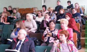 Областное совещание по вопросам профилактики полиомиелита на территории Смоленской области.
