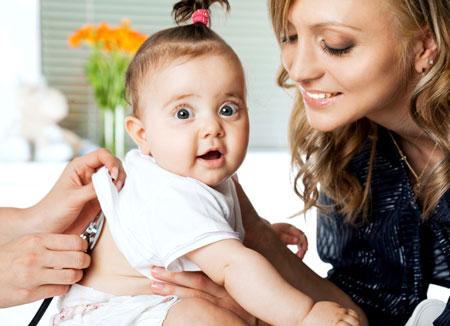 Возрастные шумы в сердце у детей