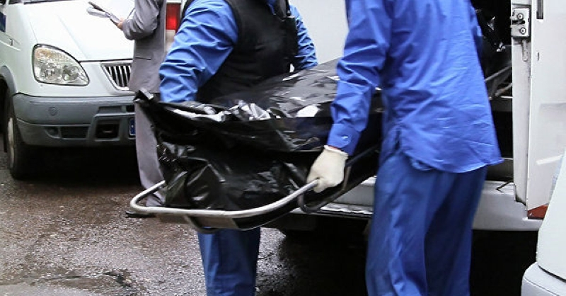 В Смоленске на улице Соболева нашли труп