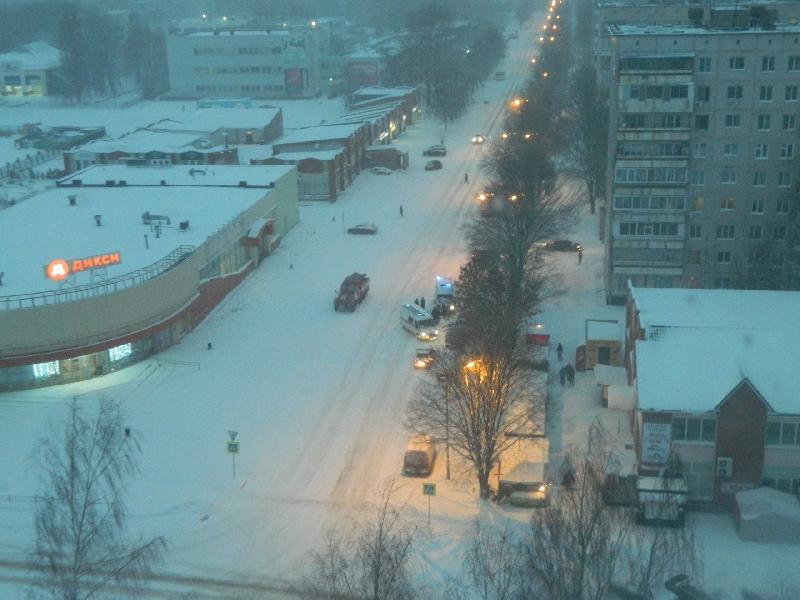 В Десногорске водитель умер за рулем от сердечного приступа