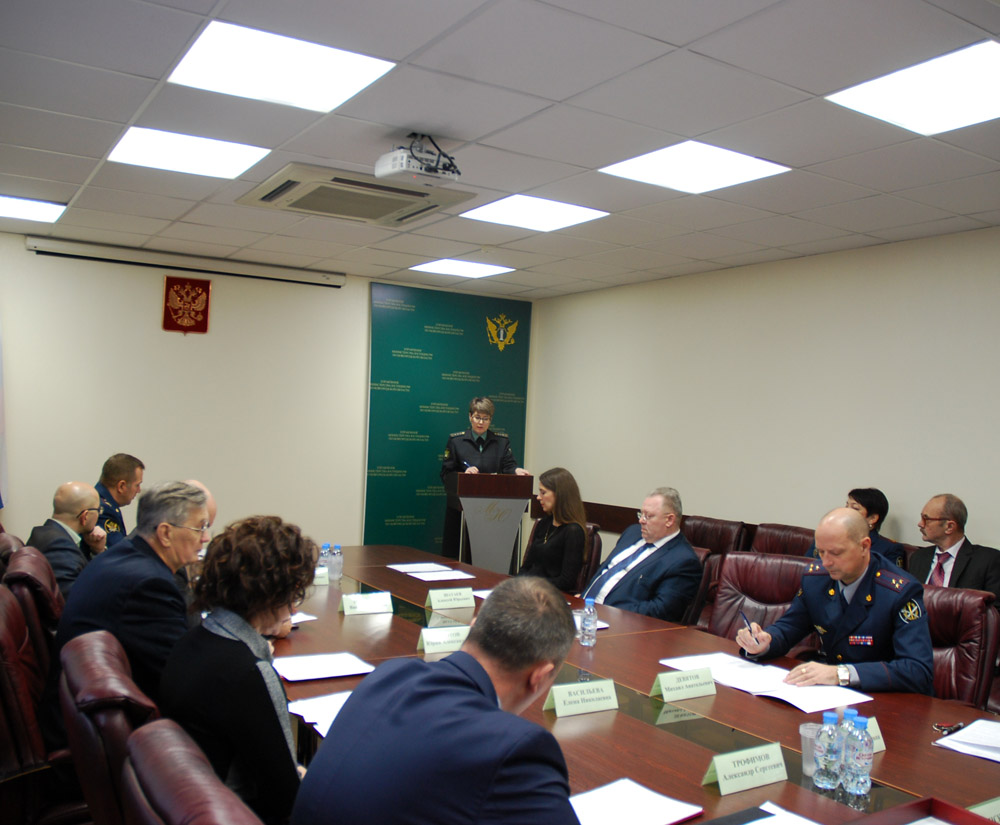 Пресс-релиз «12 декабря 2017 года состоялось заседание коллегии Управления Роспотребнадзора по Смоленской области»