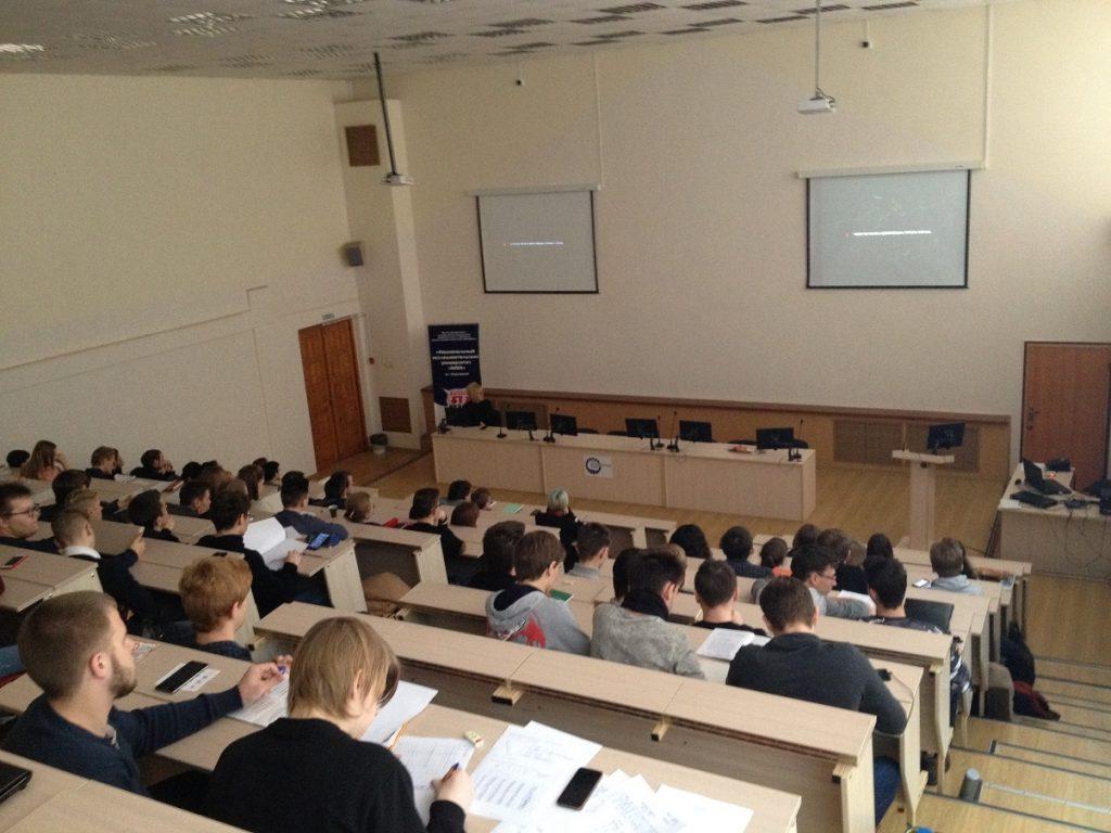 Акция в филиале ФГБОУ ВО «Национальный исследовательский университет «МЭИ» в г. Смоленске