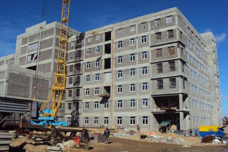 Ростех уточнил уровень готовности перинатального центра в Смоленске
