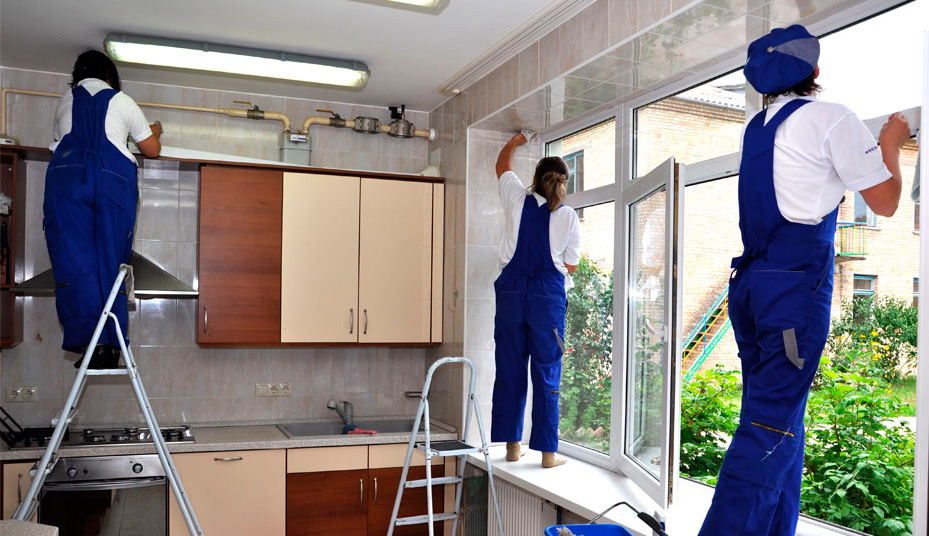 Уборка квартир после ремонта в Санкт-Петербурге с помощью специалистов Юду