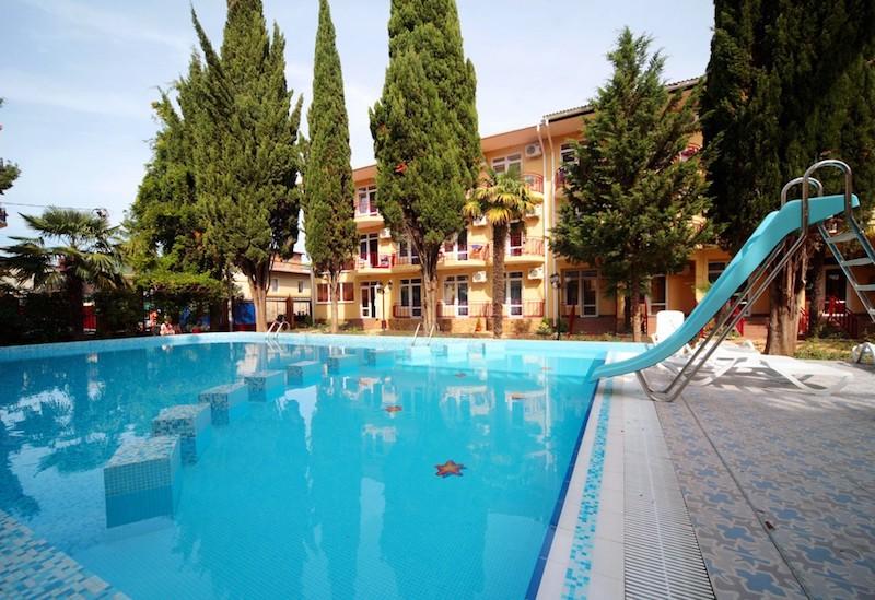 Преимущества услуг гостинично-ресторанного комплекса «Кипарис»