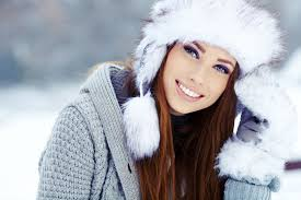 Уход за длинными тонкими волосами в зимнее время