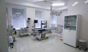 Оборудование хирургического кабинета