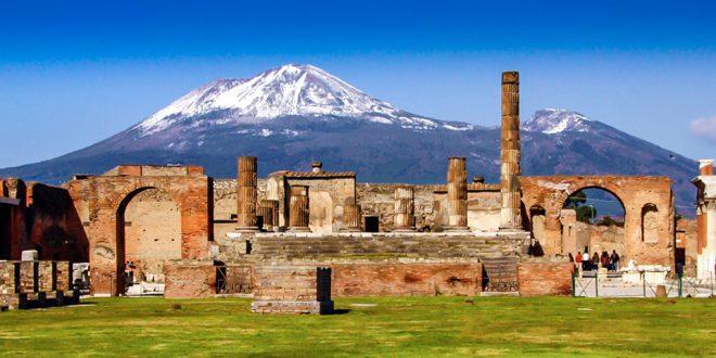 Отдых в Италии — Везувий и Помпеи
