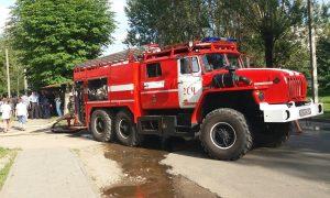 1011 пожаров произошли в 2017 году в Смоленской области