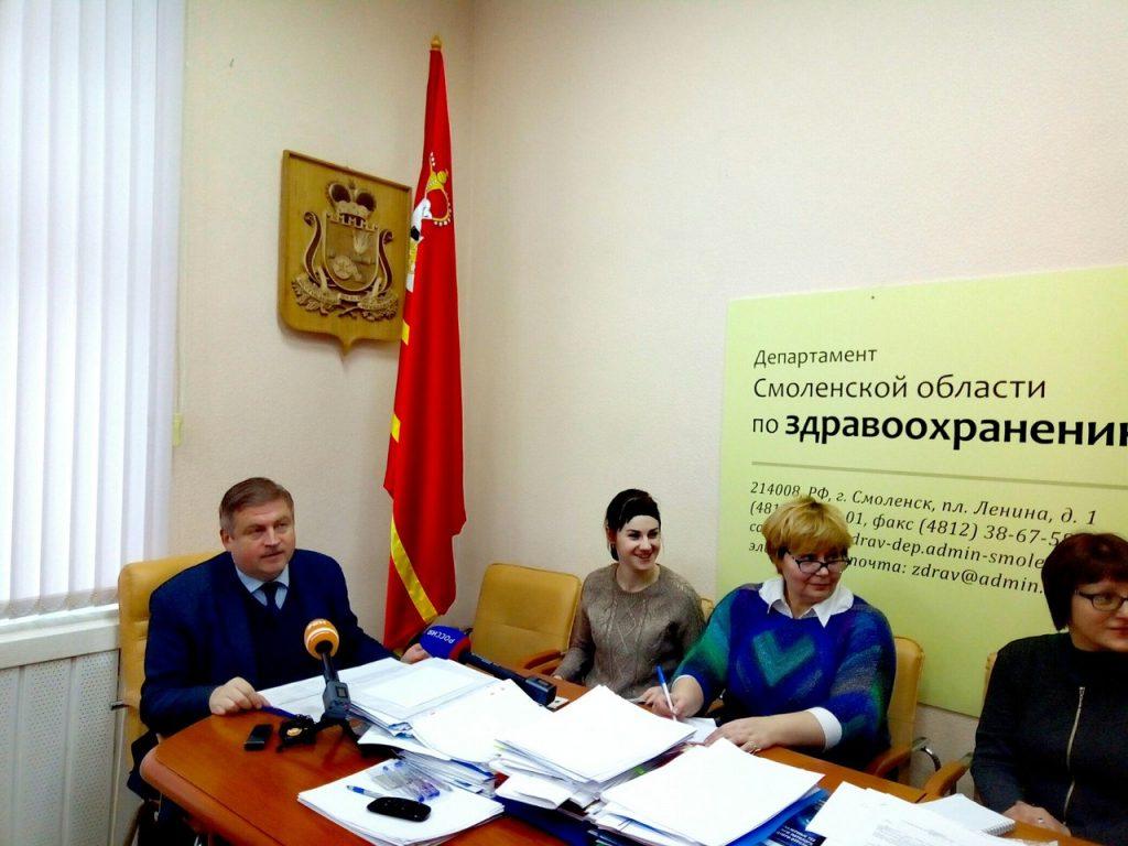 В Смоленской области вступит в силу новая схема отпуска льготных лекарств