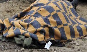 В Смоленске на улице обнаружили труп мужчины