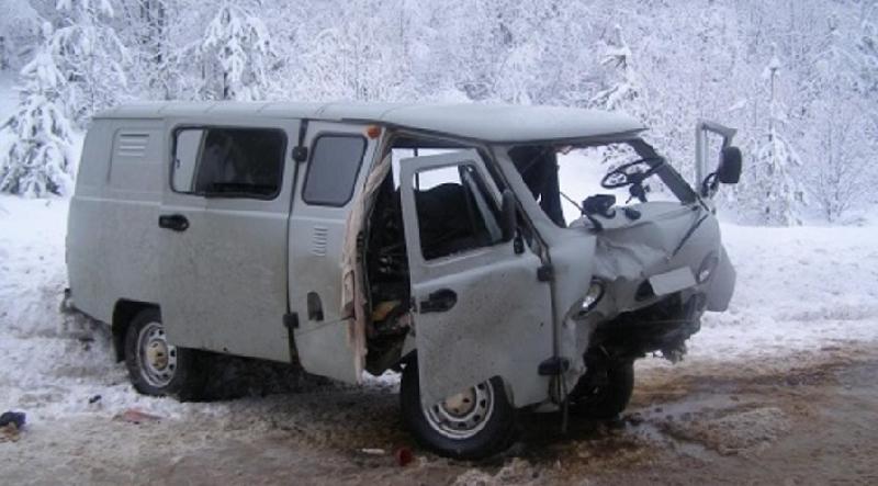 В Смоленской области «буханка» сбила пешехода