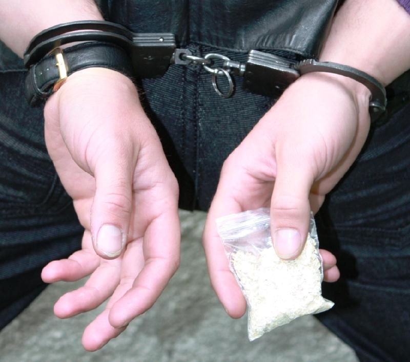 В Смоленске задержали распространителя наркотиков