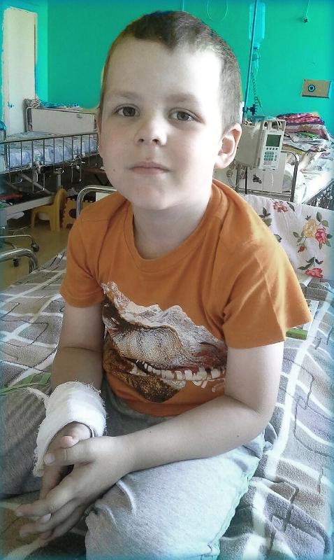 6-летний смолянин Илья Макаренков ушел из жизни в Израиле. Сбор средств закрыт