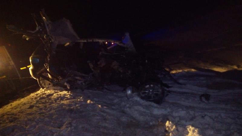 Смолянка скончалась в страшном ДТП с фурой на окружной дороге