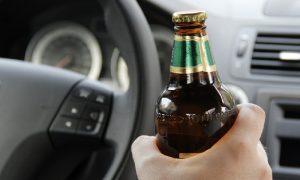 Сколько пьяных водителей задержали в Смоленской области 29 января