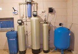 Водоочистка системы