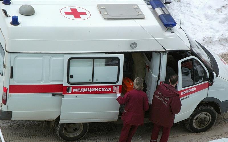 Смоленского пенсионера госпитализировали с огнестрельным ранением