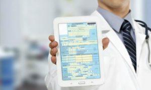 В каких смоленских поликлиниках выдают электронные больничные