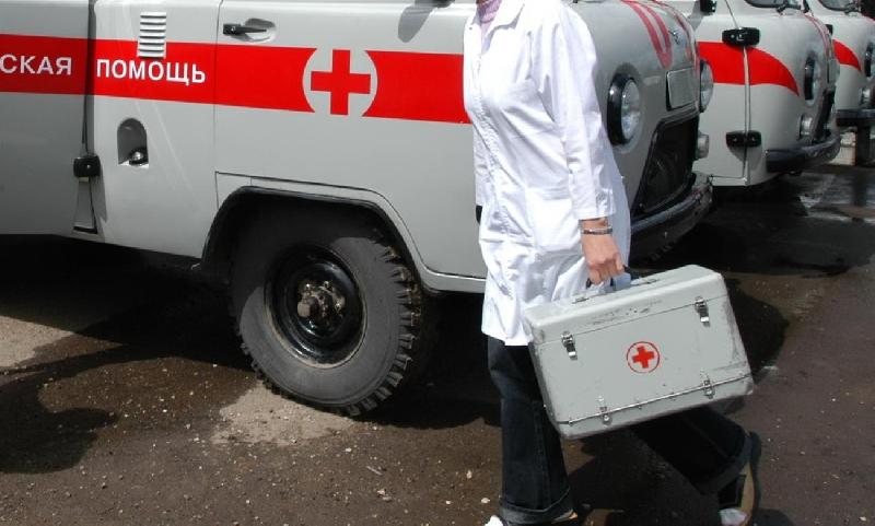 В Смоленске рядом со школой сбили ребенка