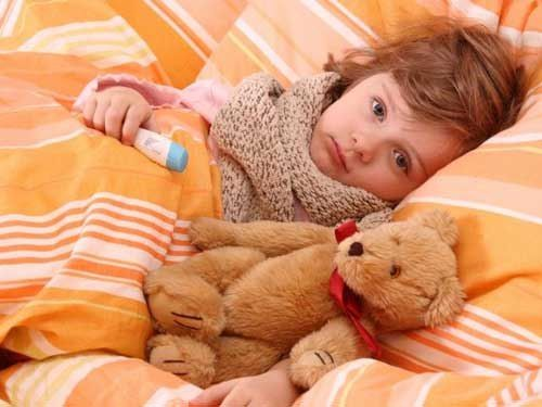 В Смоленской области грипп сильнее ударил по детям