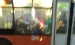 В Смоленске кондуктор наорала на трехлетнего малыша, которому стало плохо