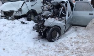 В Смоленской области ищут свидетелей ДТП, в котором погибли пять человек