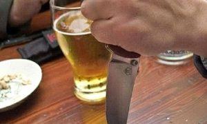 В Смоленске пьянка закончилась поножовщиной