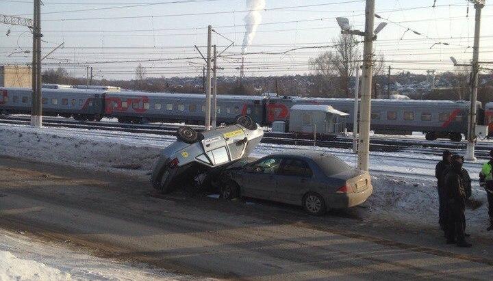 Подробности ДТП в Смоленске, в котором пострадал пассажир такси
