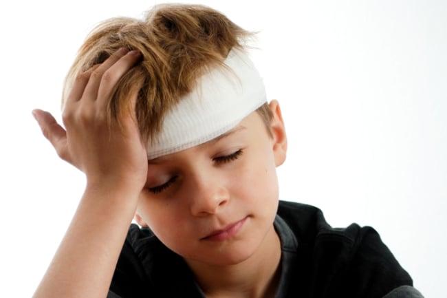 Симптомы, возникающие при сотрясении головного мозга