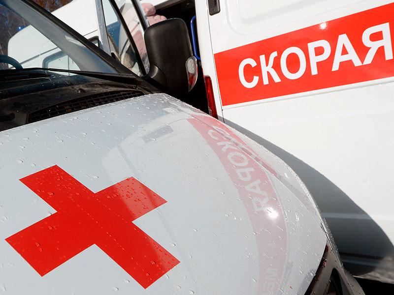 Три авто столкнулись в Смоленске: пострадала женщина