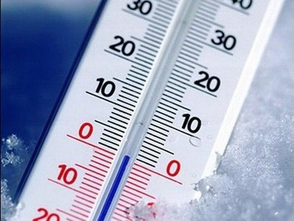 В Смоленской области похолодает